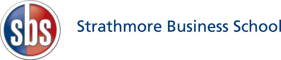 logo Strathmore Business School