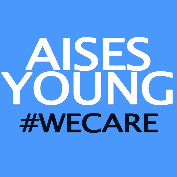 logo aises young